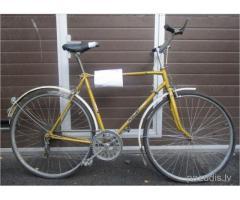 Atrasts velosipēds турист