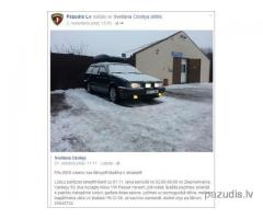 Nozagts VW Passat