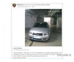 Nozagts Audi A3
