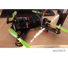 Saulkrastos, pazudis drons