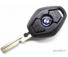 Pazudušas auto atslēgas
