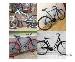 Nozagti velosipēdi