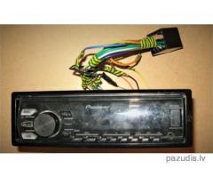 Atrasts auto radio PIONEER