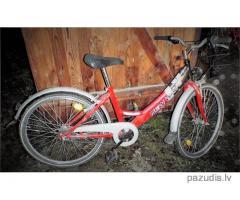 Atrasts velosipēds New Wawe