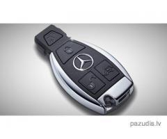 Pazuda auto atslēgas