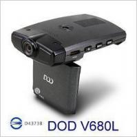 NOZAGTS videoreģistrators DOD V680L
