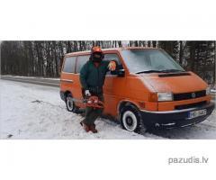 Nozagts VW -  Volkswagen T4 - Veiksmīgi  ATRASTS!