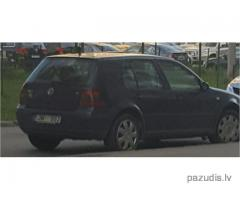 Nozagts VW Golf 4