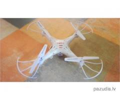 Atrasts drons