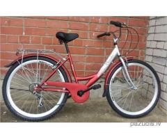 Nozagts pusaudžu velosipēds