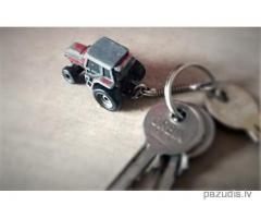 Atrada atslēgas