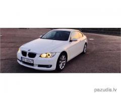 Nozagts auto BMW 320