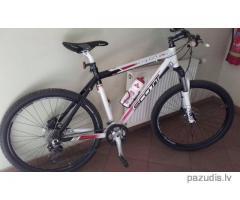 Nozagts velosipēds