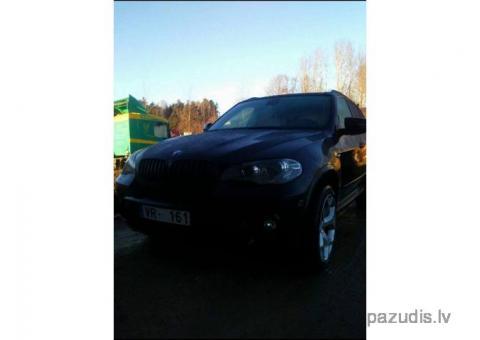 Nozagts auto BMW