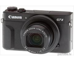 Pazudis fotoaparāts Canon