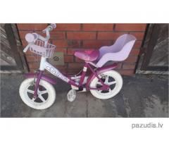 Atrasts bērnu velosipēds