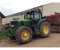Nozagts traktors