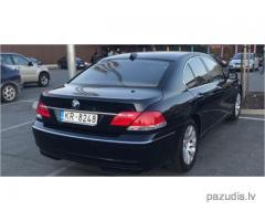 NOZAGTS auto BMW 730
