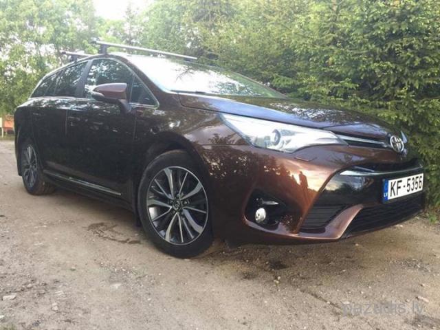 Nozagts auto Toyota