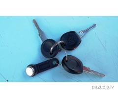 Balvos atrastas atslēgas