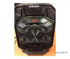 Atrasts aprīkojums Samsung atskaņotājs