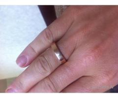 Pazudis laulību gredzens