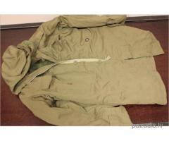 Atrasta siltā jaka