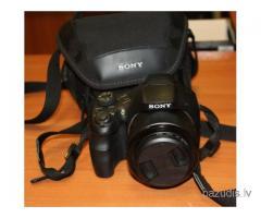 Atrasts fotoaparāts SONY