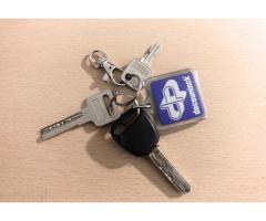 Atrastas atslēgas..
