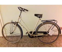 Atrasts velosipēds - Найден велосипед.