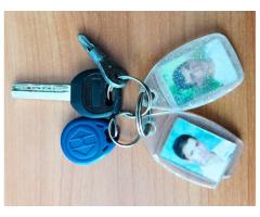 Atrastas atslēgas.. найдены ключи