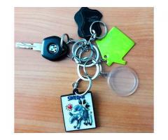 Atrastas atslēgas. BMW. найдены ключи