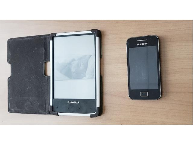 Atrasts SAMSUNG un  Pocket book