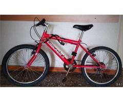 Atrasts velosipēds ...  Found bicycle