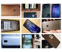 Atrasts telefons - dažādi telefoni
