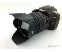 Pazudis fotoaparāts Nikon d3200