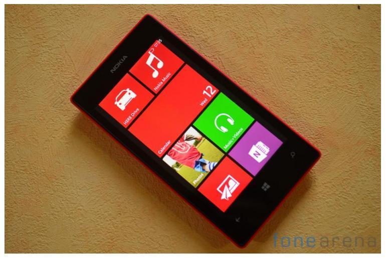 PAZUDIS.. Nokis520 Lumia
