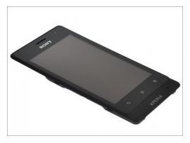 mobilais telefons - Sony xperia go st271