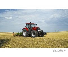 Nozagts traktors !!!